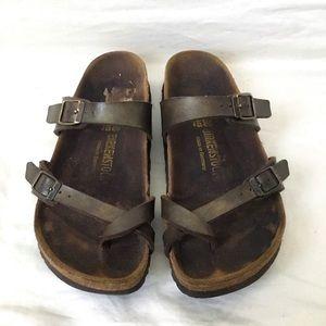Birkenstock Size 38 Sandals w/ Original Footbed